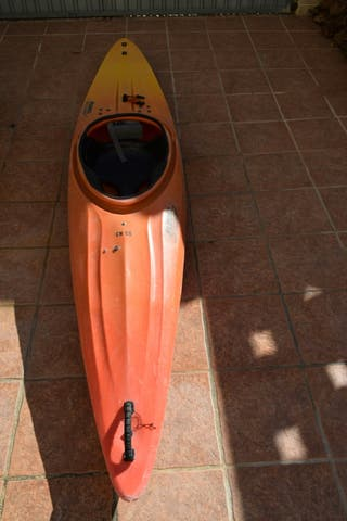 kayak aguas bravas rotomod furio
