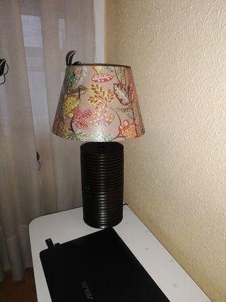 lampara de ceramica.