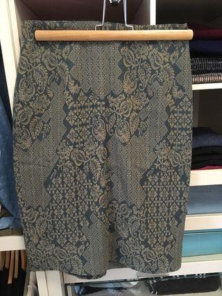 Burberry falda