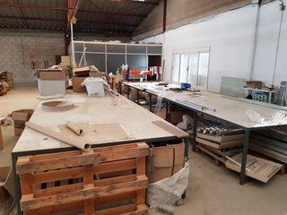 mesas de cortar