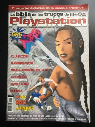 Especial La Biblia de los Trucos PlayStation