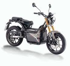 RIEJU NUUK 125 ELECTRICA scooter