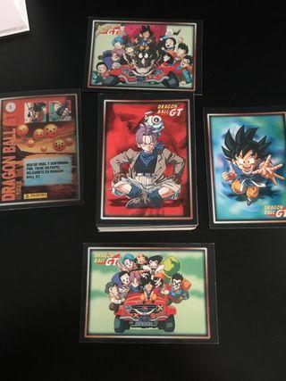 Cromos Dragon Ball GT Serie 1