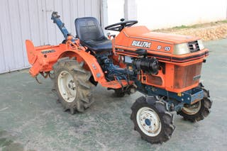 mini tractor agricola kubota