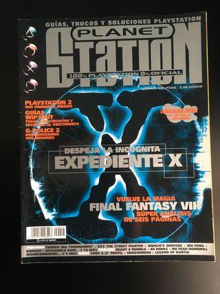 Planet Station Nº 14