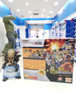 NEW NINTENDO 3DS DRAGON BALL EDITION PRECINTADA