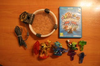 Juego Skylanders Trap Team para la WiiU