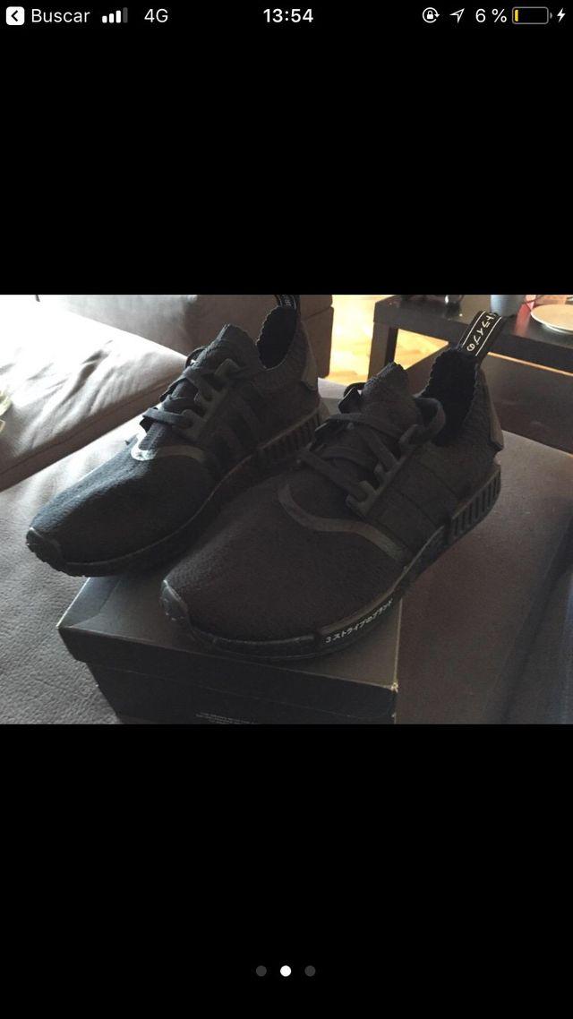 Adidas nmd Black Japan