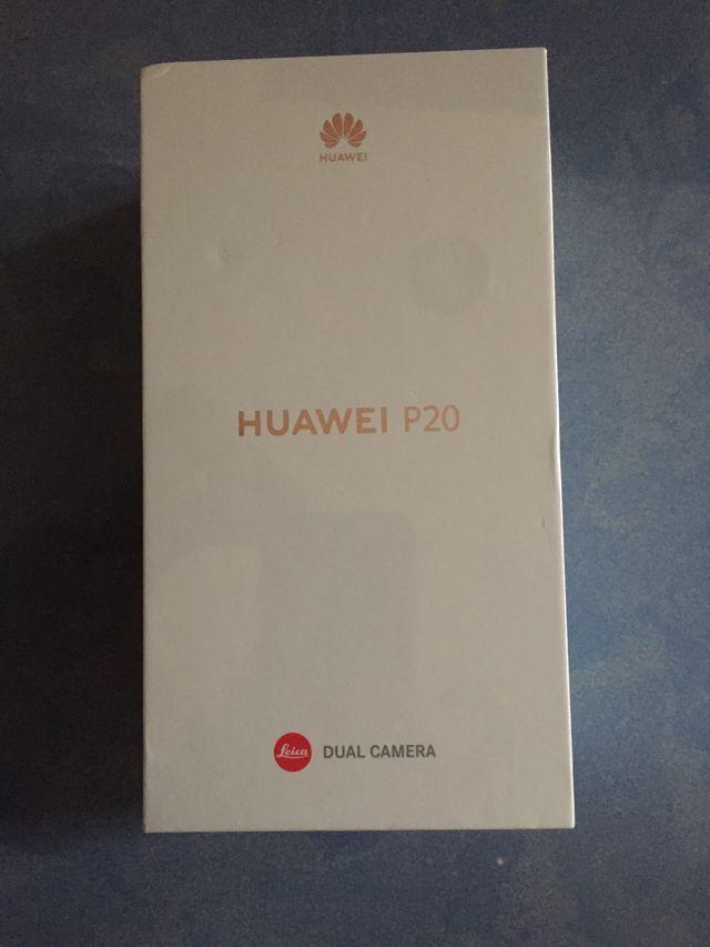 Huwei P20
