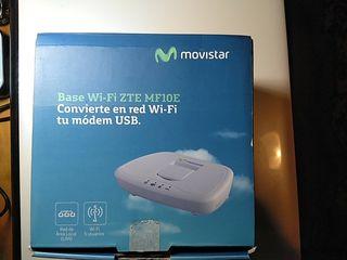 Base Wi-Fi ZTE MF10E