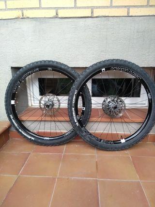 ruedas 1495g 27.5 29mm internos