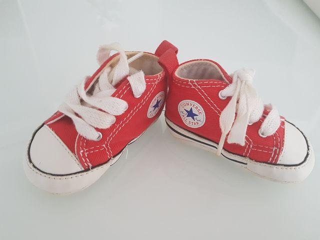 4f5b5369da8 Zapatillas converse bebe talla 17. de segunda mano por 12 € en Elche ...