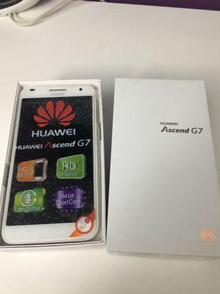 Móvil Huawei Ascend G7
