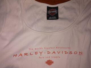 Camiseta mujer harley Davidson