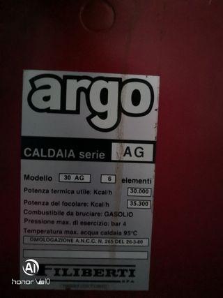 Caldera Gasoil