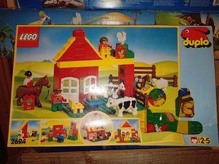 LEGO DUPLO GRANJA 1996