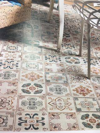 Gres mosaico verona decor 20x20 para interior
