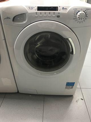 Lavadora con secadora
