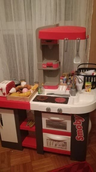 cocina studio Smoby xl