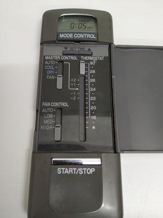mando a distancia aire acondicionado