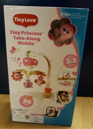Móvil cuna Tiny love NUEVO