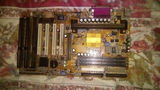 Placa base CPU