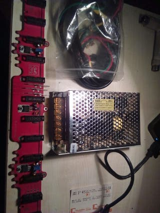 power supply + buses pack