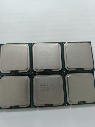 Procesador Intel Core2 Duo E6320