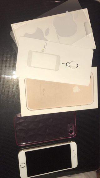 iPhone 7 Gold à débattre