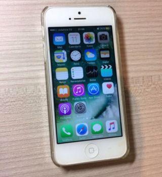 iPhone 5 blanco libre 32 gb