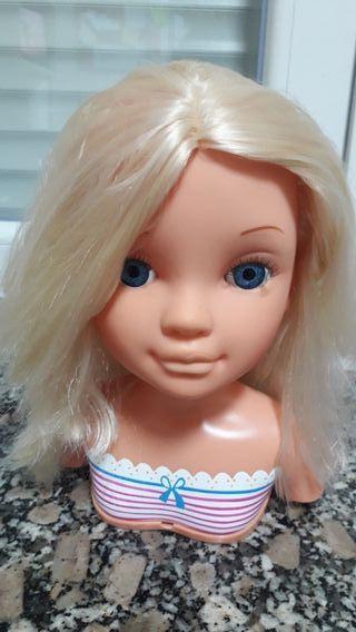 Nancy peinados