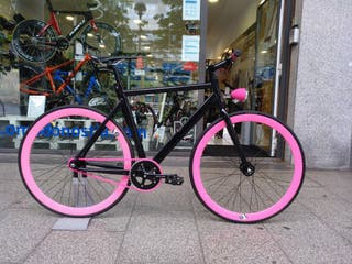 FIXIE AERO BLACK&PINK