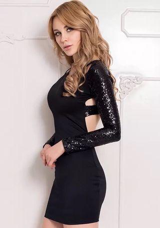 7b9cd701d Vestido Nochevieja tallas grandes de segunda mano en la provincia de ...