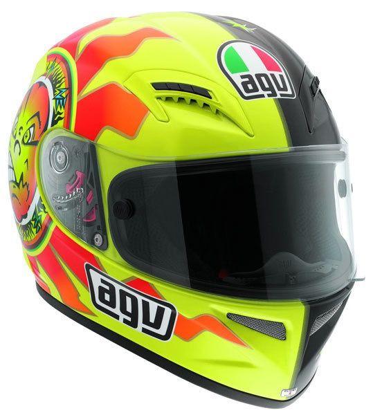 Casco AGV GRID Valentino Rossi