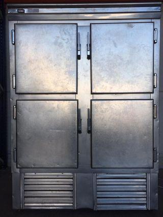 Nevera frigorífico INOX
