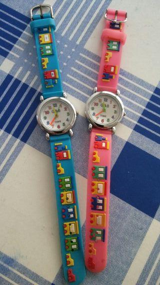 Relojes de niñ@s