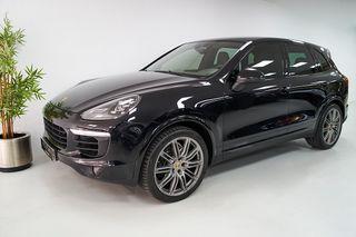 Porsche Cayenne Diesel Platinum Edition 2016