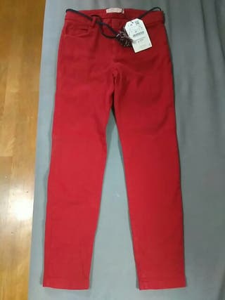 pantalones nuevos niña talla 8 años 128cm