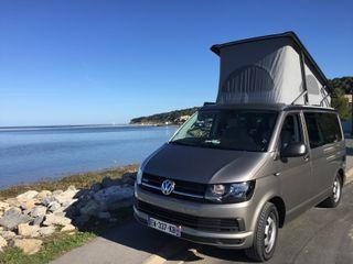 Volkswagen California 2018
