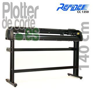 Plotter de corte Refine CC1350 con contornos
