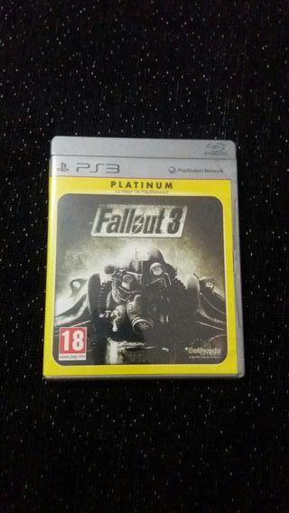 juego Ps3 fallout3