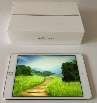 iPad mini 4 - WiFi - 16GB.