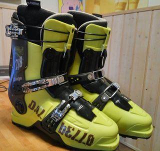 Botas esquí freeride