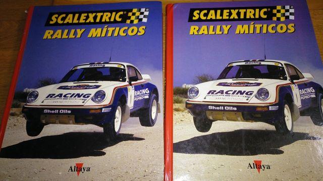 Scalextric rally miticos