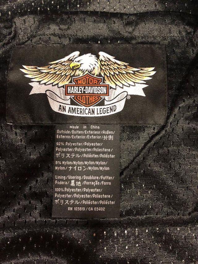 Chaqueta Harley Davidson Moto