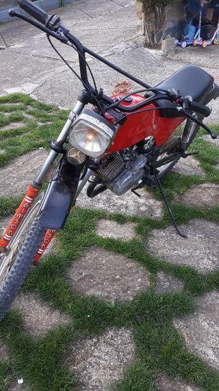 moto gimson funciona maravilla