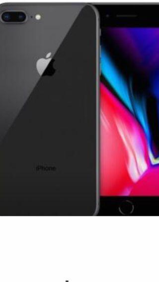iPhone 8 Plus 64 gb negro Abstenerse ESTAFADORES