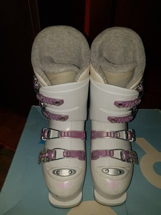 botas esqui niña roxy 23,5