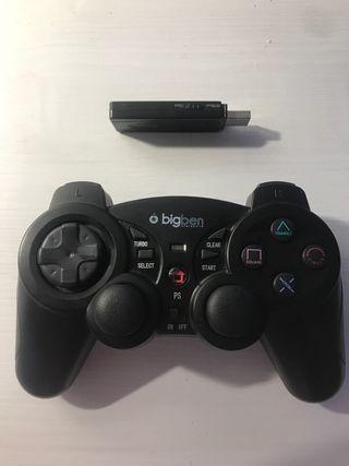 Mando ps3/pc con USB