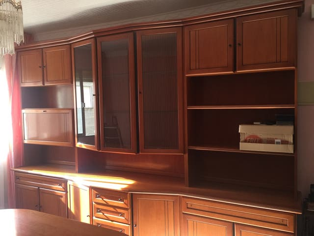 Muebles comedor de segunda mano por 250 € en Palma de Mallorca en ...
